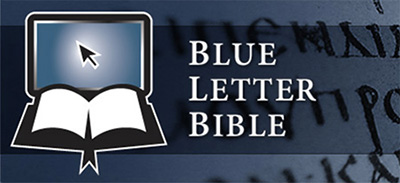 Blue Letter Bible online bible search engine