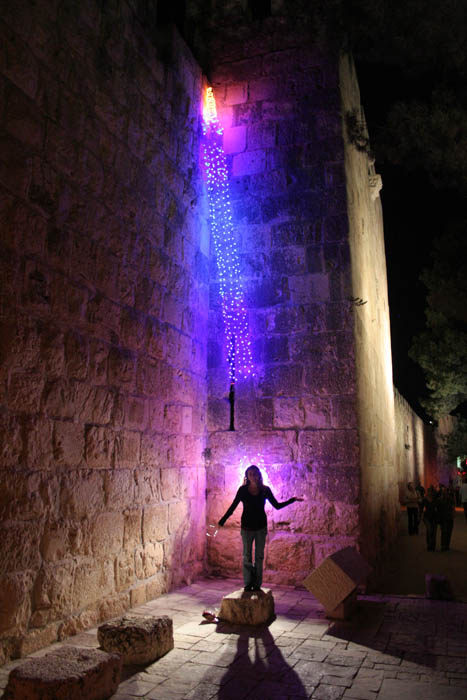 Festival of Lights in Jerusalem
